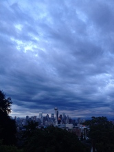 First Stop: Kerry Park for the best view of the Seattle skyline